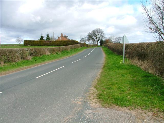 Warlaby to Kirby Wiske Lane