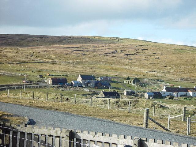 East Hogaland, Shetland