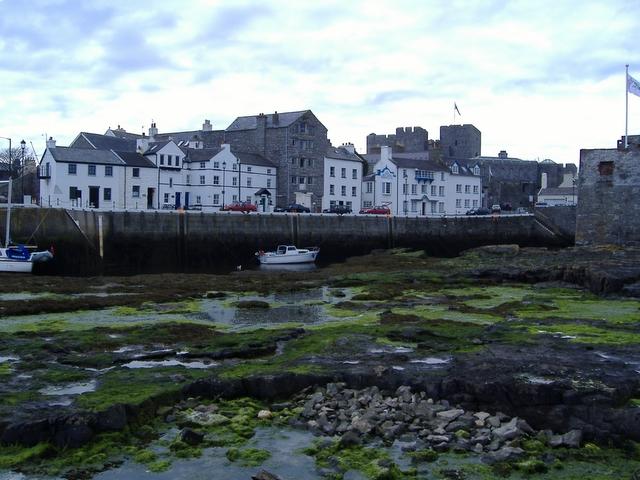 Harbour, Castletown
