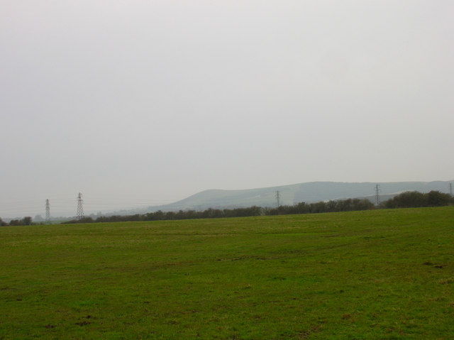 Electricity Pylons, Laughton Level