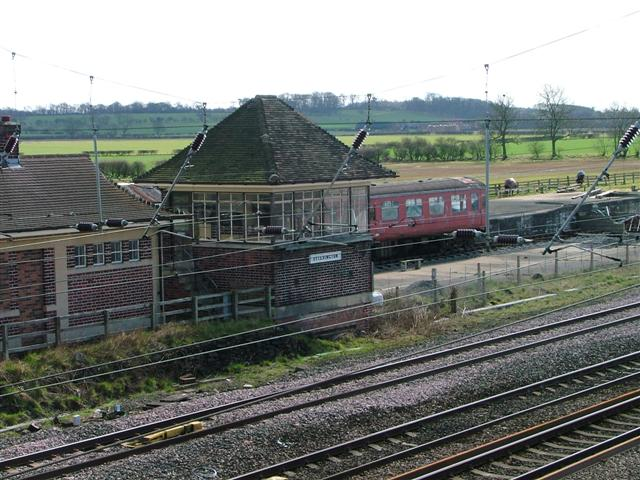 Otterington Signal Box