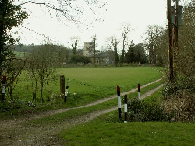 Church Meadow, Semer, Suffolk