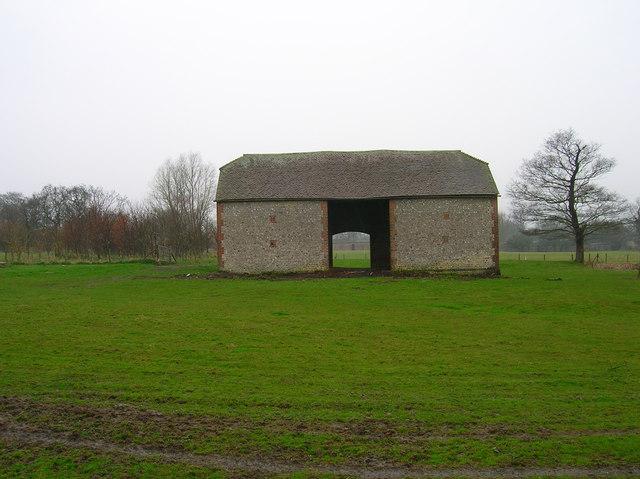 Barn, Sherrington Manor