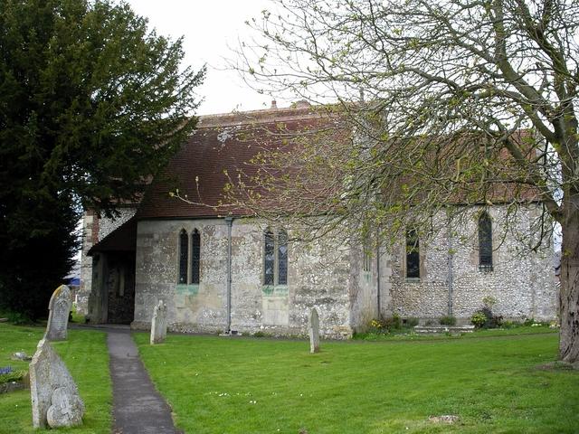 St George's church, Harnham