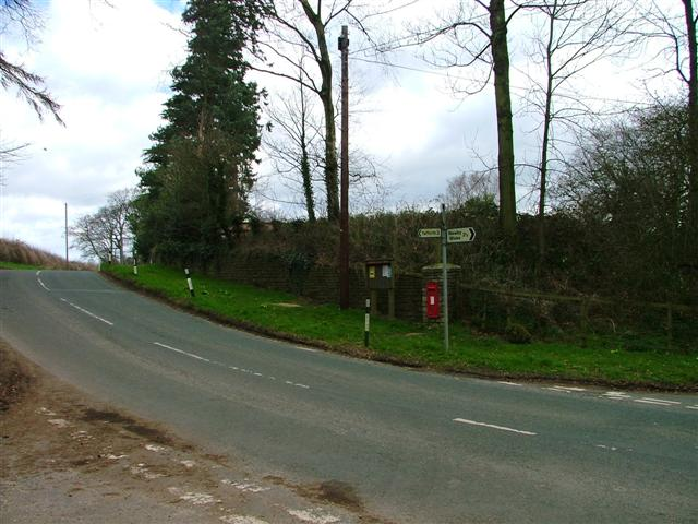 Post Box, Warlaby