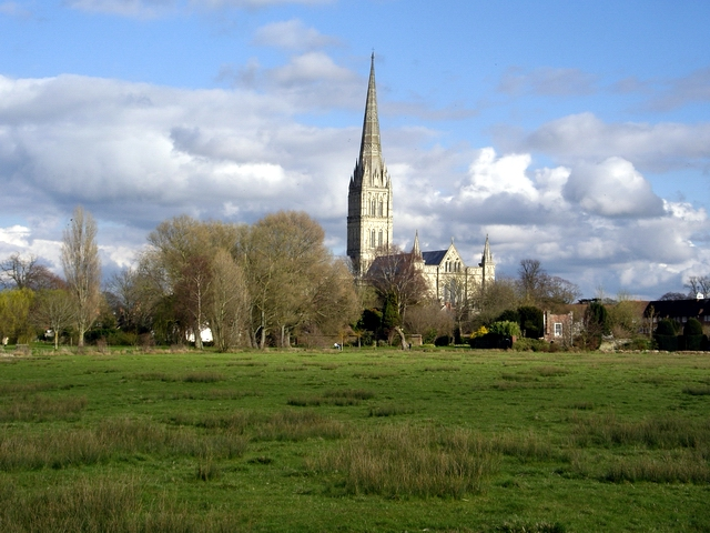 Salisbury Cathedral - west front
