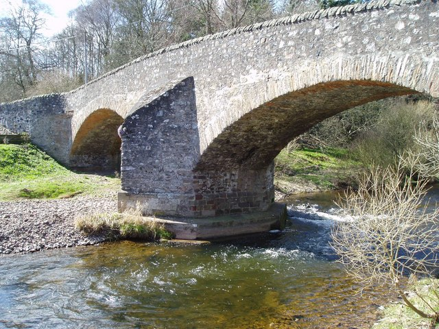 Bridge at Earlston