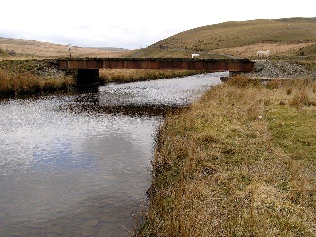 Uninspiring Bridge.