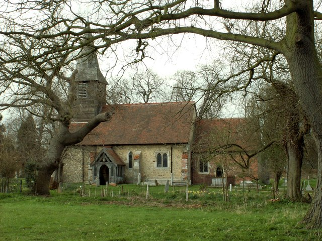 St. Peter's church, South Hanningfield, Essex