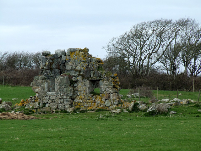 Bodychen ruins
