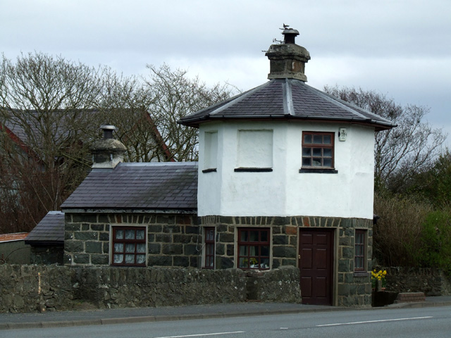 Old Tollhouse