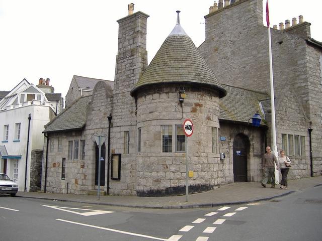Police Station, Castletown