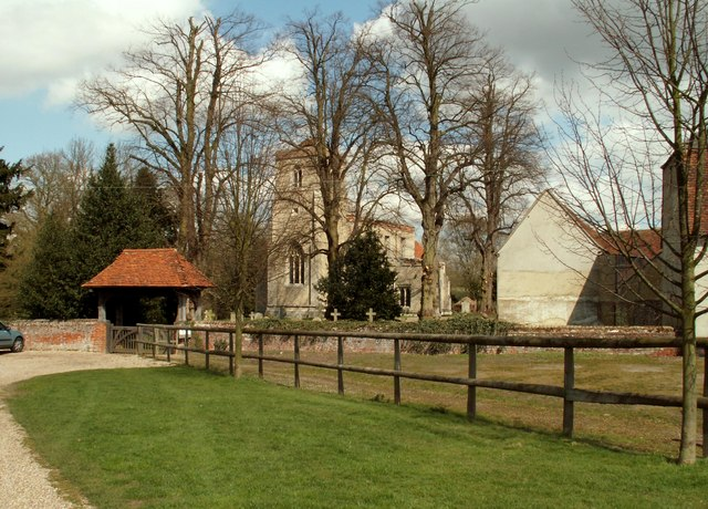 St. Andrew's church, Shalford, Essex