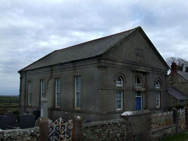 Chapel at Bryntwrog Uchaf