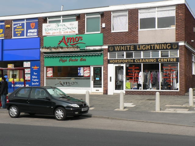 Amo's and White Lightning, New Road Side
