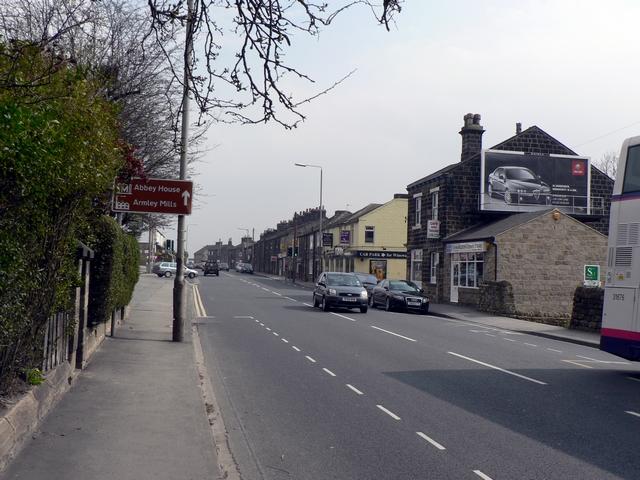 New Road Side, Horsforth