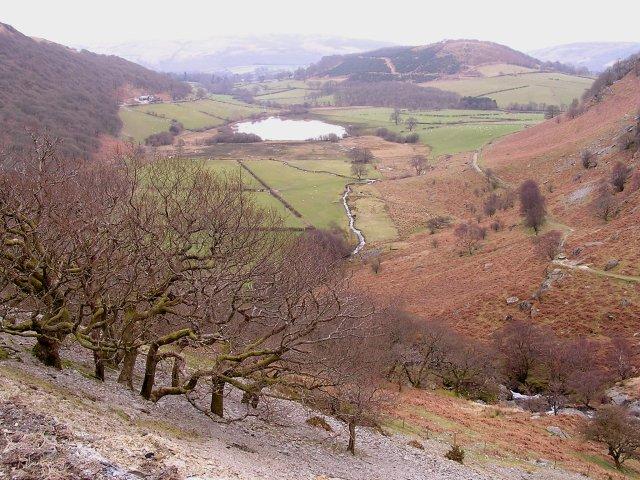 Towards Gwynllyn