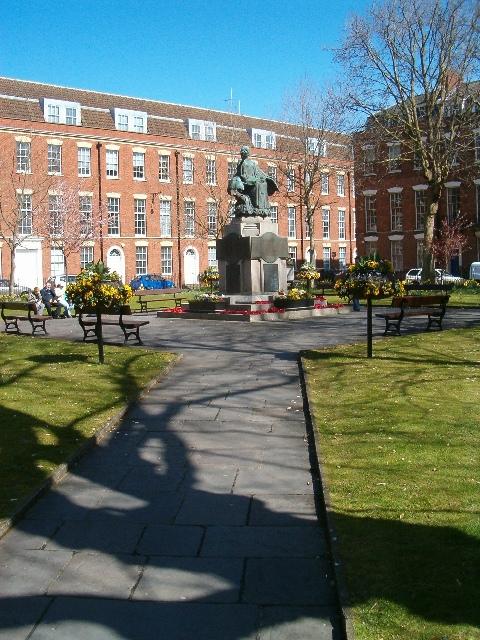 War Memorial, King Square, Bridgwater