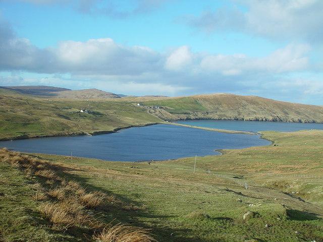 Loch of Queyfirth, Shetland