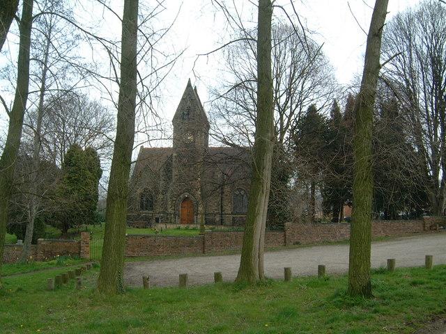Wombridge Parish Church