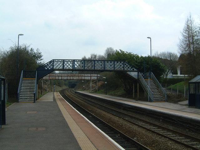 Oakengates Railway Station