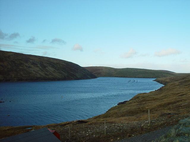 Ronas Voe, Shetland