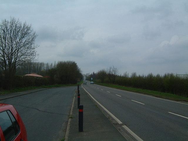 Sutton Hill to Sutton Maddock