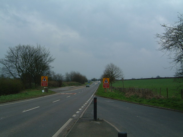 Towards Sutton Maddock