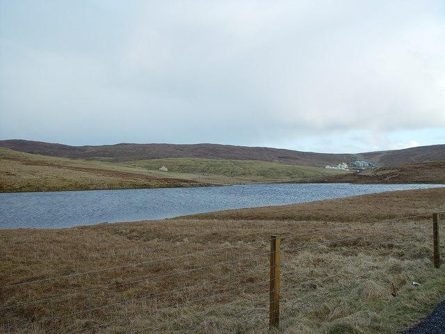 Loch of Urafirth, Shetland