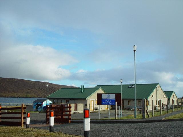 Urafirth Primary School, Shetland