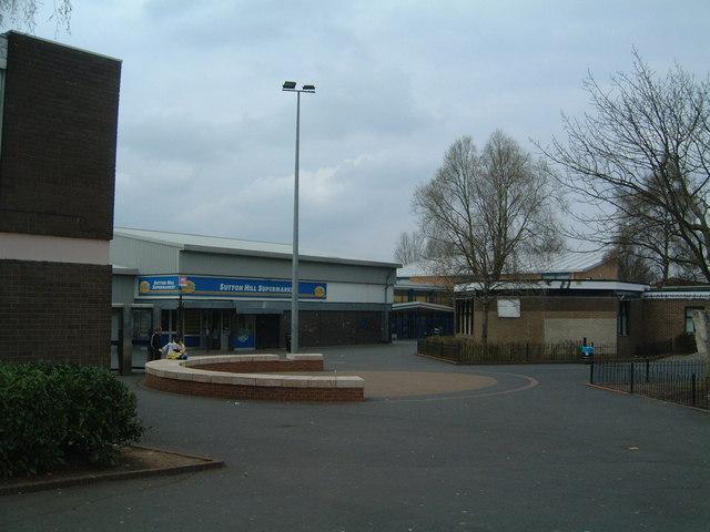 Central Sutton Hill