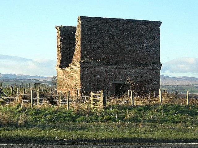 Brick Ruin Near Arnprior