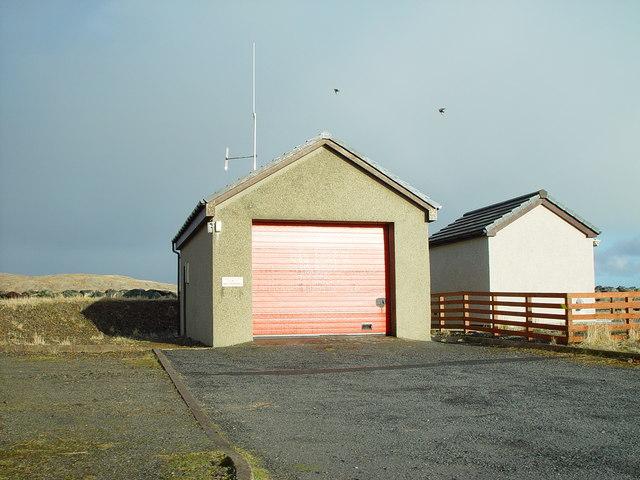 Hillswick Fire Station, Shetland