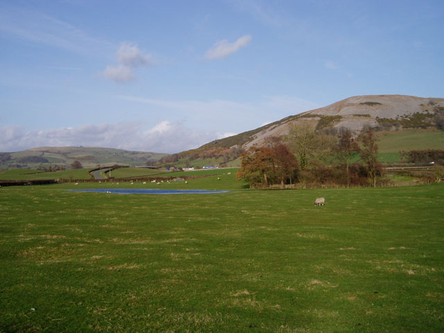 Fields near Holme