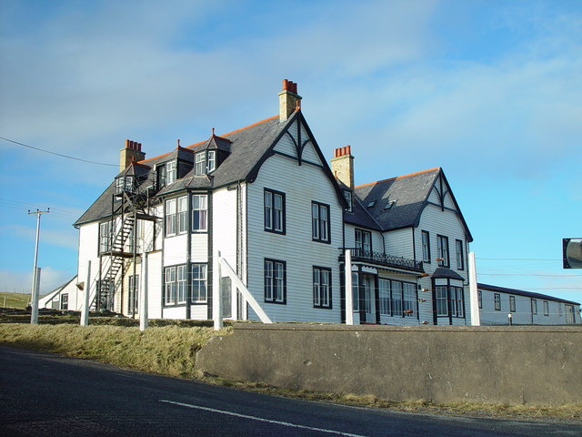 St Magnus Bay Hotel, Hillswick, Shetland