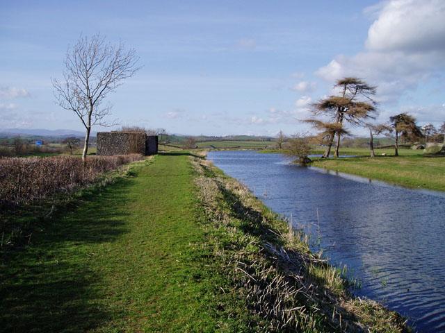 Lancaster Canal at Farleton