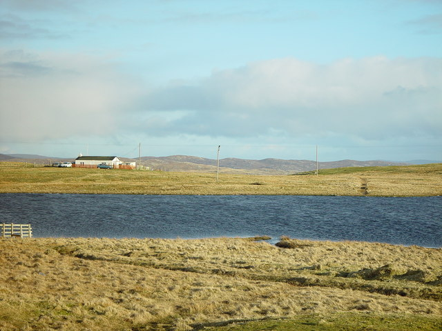 Helga water, near Hillswick, Shetland