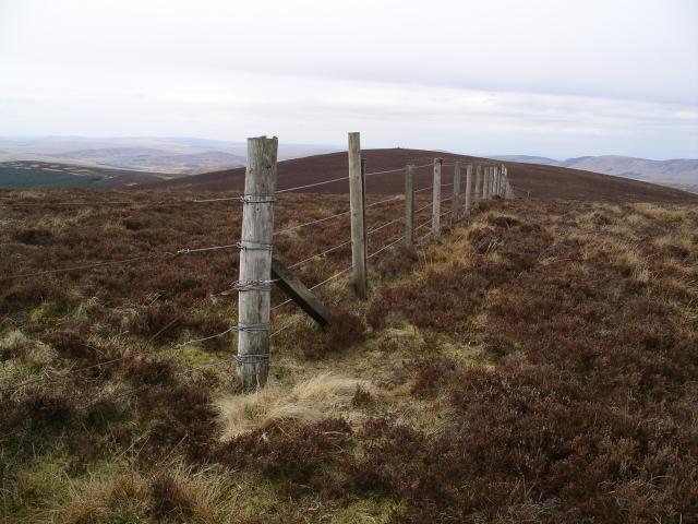 Fence, Deil's Barn Door