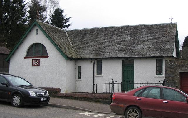 Masonic Lodge, Aberfeldy