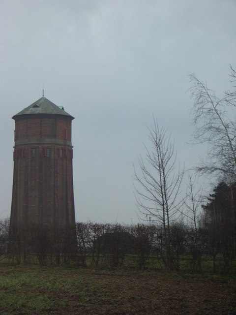 Chilford Water Tower