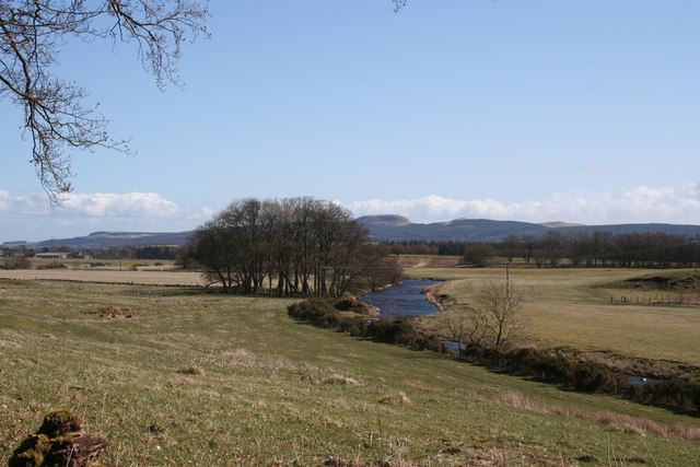 River Devon north east of Yetts o' Muckhart