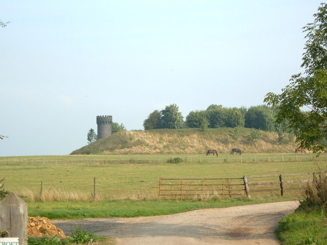Tower near Old Sodbury
