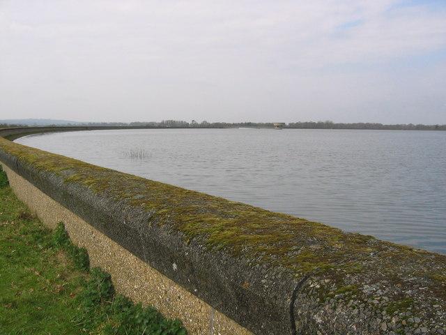 Bough Beech Reservoir Dam