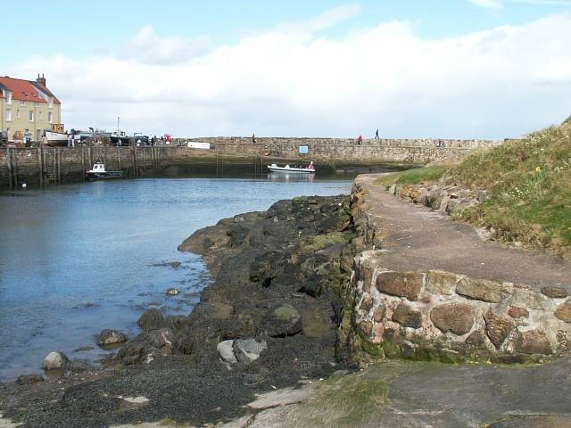 Outer harbour, St Andrews