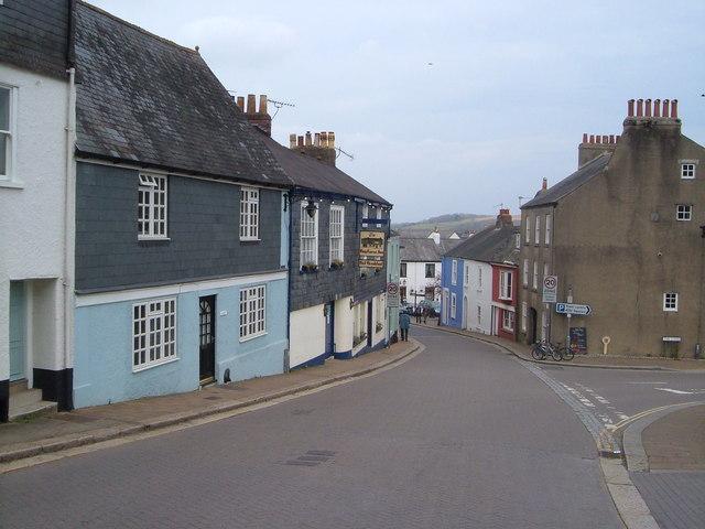 Cistern Street, Totnes