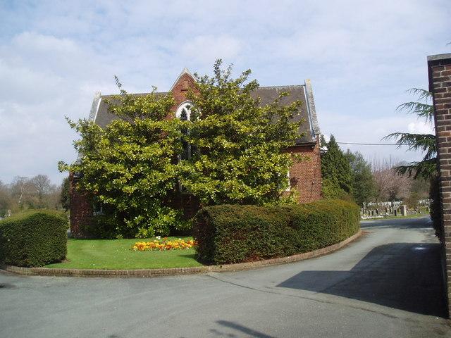 Mortuary chapel, Chislehurst Cemetery