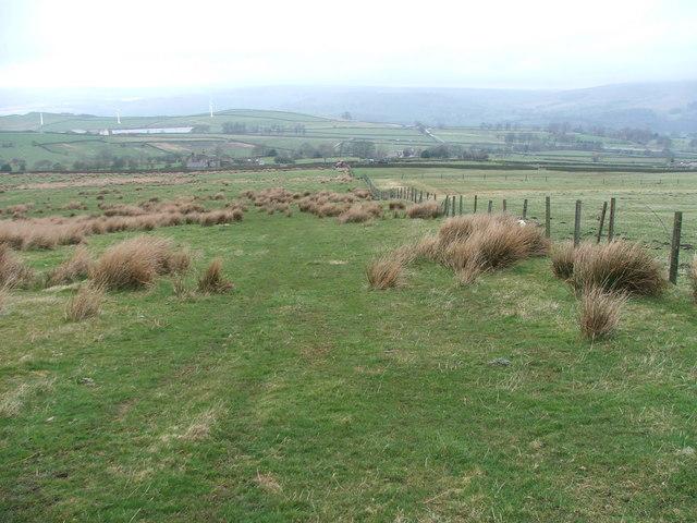 Addingham Low Moor.