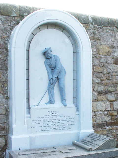 Young Tom Morris, St Andrews