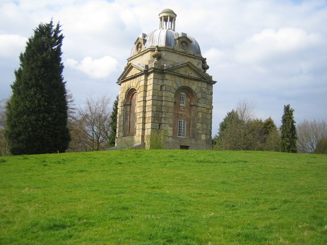 Stowe: One of the Boycott Pavilions