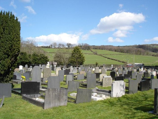 Llanrwst cemetery